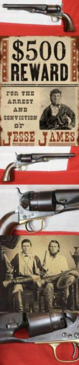 A Superb Original American Civil War Issue Colt Single Action Army Revolver, .44 Calibre.