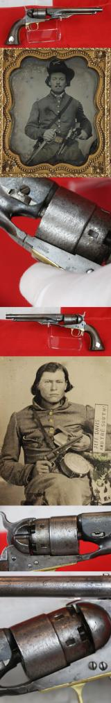 A Super, Original, 'Wild West' Period, Colt Single Action Army Revolver